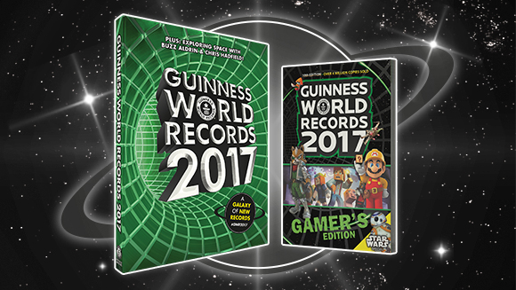 Guinness World Records 2017 Edition books