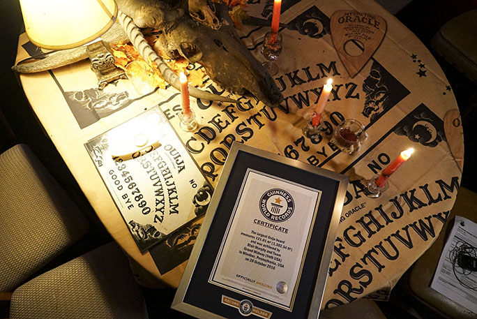 Largest ouija board 9