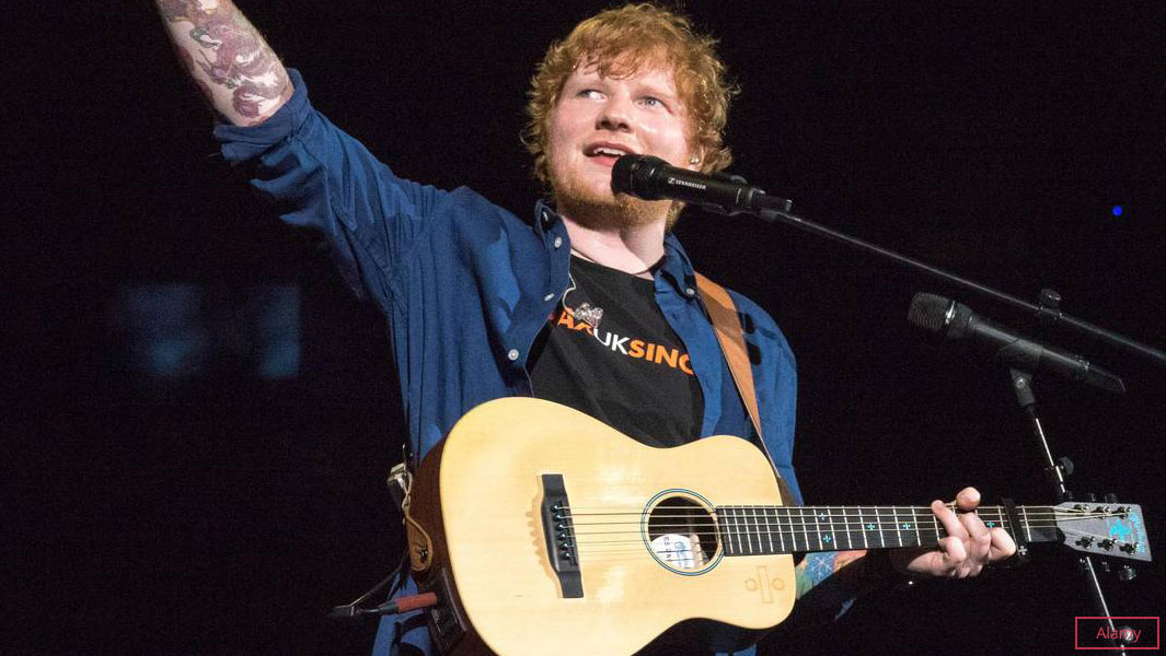 ÷ [Divide] Tour de Ed Sheeran obtiene tres títulos de Guinness World Records