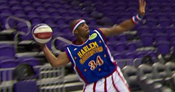Farthest basketball shot by Harlem Globetrotters' Thunder Law