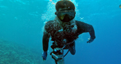 Fastest 10 km SCUBA diving